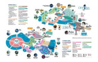 aquarium map hours and visit info for odysea aquarium