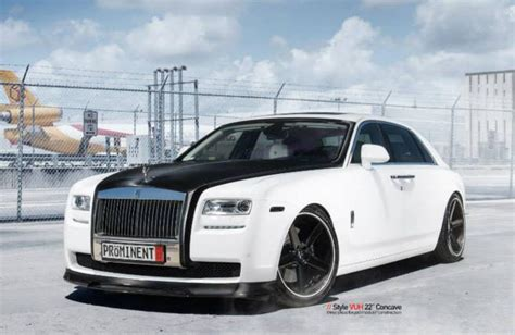 pimped rolls royce mc customs rolls royce ghost with vellano wheels