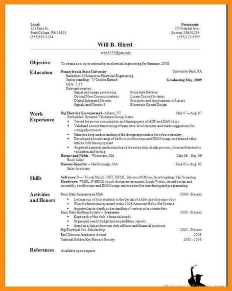 made resume eliolera