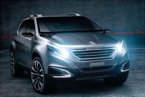 peugeot suv 2013 peugeot 2008 suv revealed ahead of debut forcegt com
