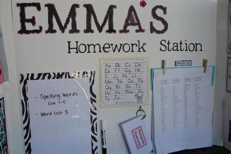homework station ideas 8 diy homework station ideas help we ve got kids