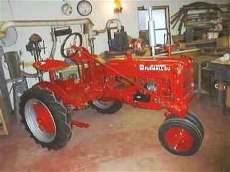 Used Farm Tractors For Sale Very Nice Farmall Cub W Mower