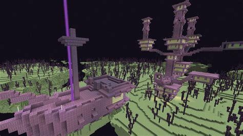 Dangu 1 9 End minecraft 1 9 snapshots ender cities part 2