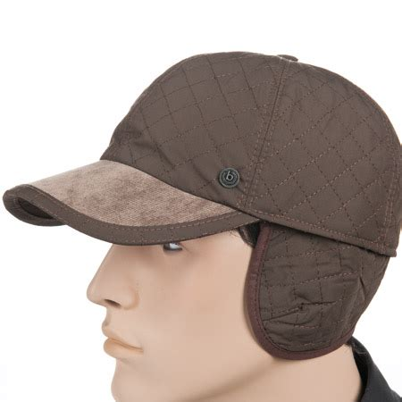 baseball cap by bugatti with ear flaps, eur 42,90