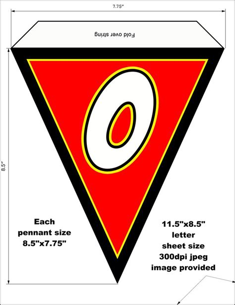 Happy 41 A Size 17 best images about printable birthday decor pennant