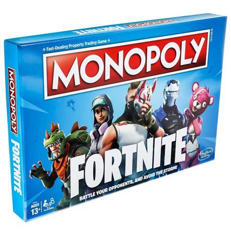 fortnite monopoly fortnite edition monopoly