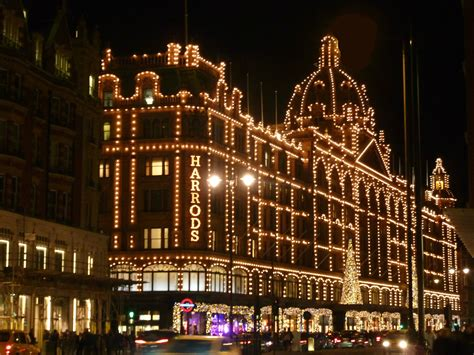 harrods night light fashion high