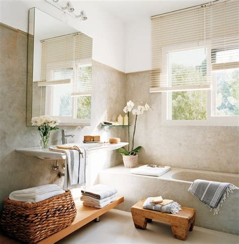 la salle de bain moderne  idees simple  chic