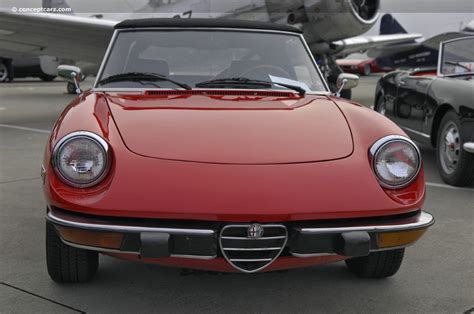 1973 Alfa Romeo Spider by 1973 Alfa Romeo Spider Veloce Pictures History Value