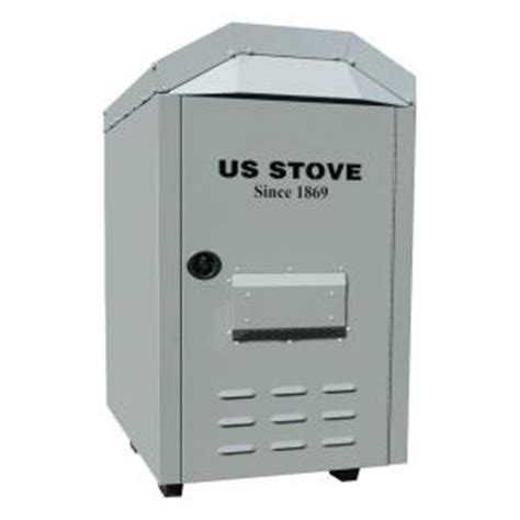 us stove 3 000 sq ft outdoor coal wood burning stove