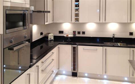black gloss kitchen ideas high gloss kitchen design kitchentoday within kitchen
