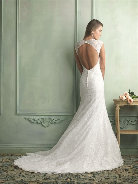 backless wedding dresses dressed up