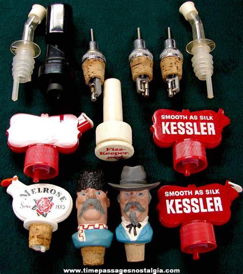 bar bottle tops 13 old liquor bottle pourer tops tpnc