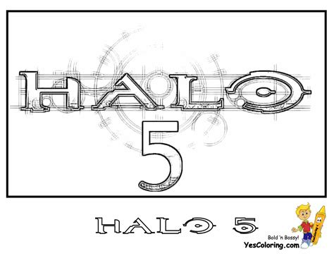 halo 5 coloring pages halo 5 coloring coloring pages