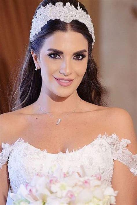 bridal hairstyles lebanon lebanese bridal hairstyles bridal hair trends arab