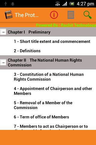 section 7 human rights act india the protection of human rights act 1993 android