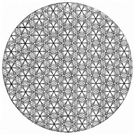 shape pattern theory flower of life genesis pattern beginning of the