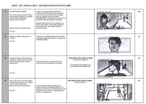 Decoupage Method - le sc 233 nario et les divers intervenants d un 1 2