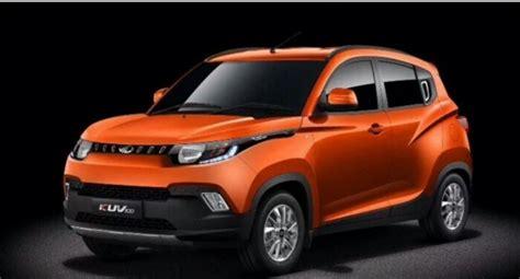Mahindra KUV 100 Price, Specifications, Interior, Exterior