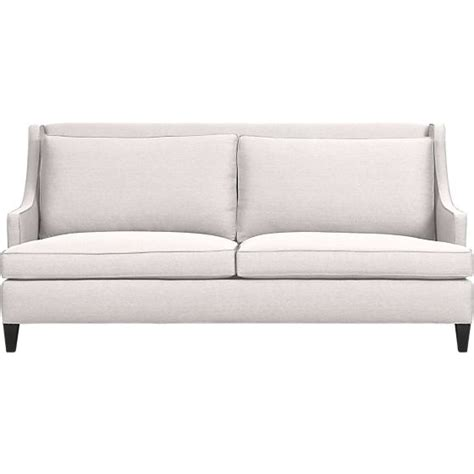 industries sofa crate barrel 25 best sofas images on for the home