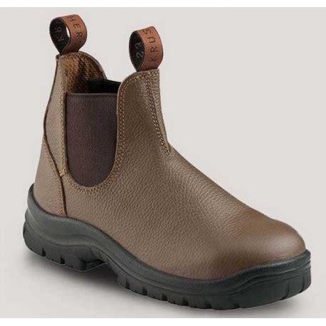 Safety Sepatu Safety Shoes Krushers Florida Brown krusher florida brown sepatu safety