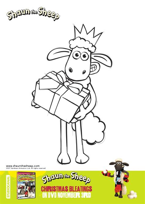 Shaun The Sheep Coloring Pages Free Shaun Sheep Coloring Pages by Shaun The Sheep Coloring Pages