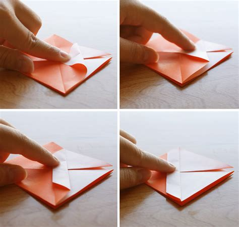 Origami Gift Basket - the better nester origami how to paper gift basket