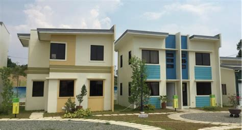 row housing definition philippine real estate properties for sale bahay lupa at