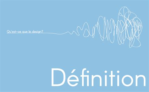 design vision meaning opoiesis 201 largir sa vision du design