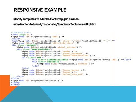 tutorial bootstrap offcanvas hamburger menu bootstrap exle phpsourcecode net