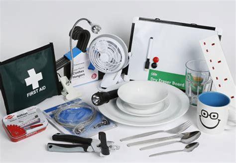 Student Kitchen Essentials Pack by Student Essentials Starter Packs Essentials