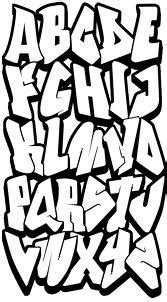 graffiti alphabet easy google search fancy letters