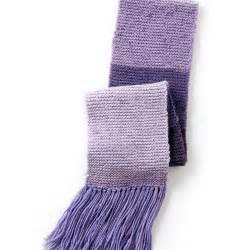 Home Decor Quiz Style caron 174 cakes basic knit scarf