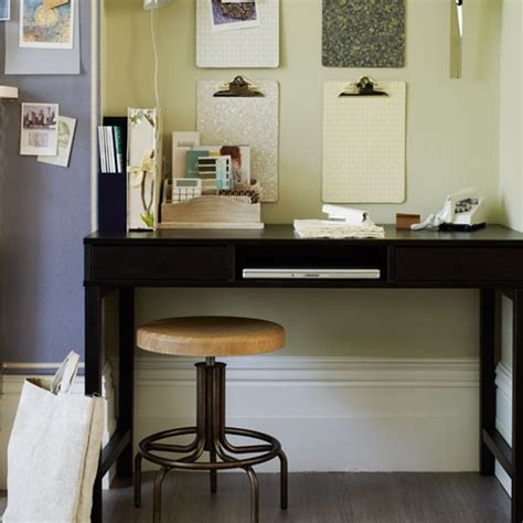 cool small desk ideas black romantichomedesign