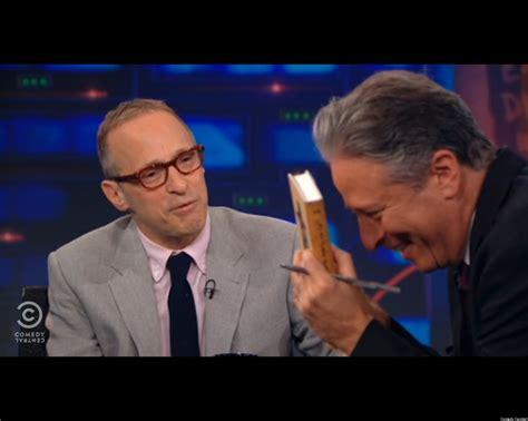 Sedaris Also Search For David Sedaris On The Daily Show Jon Stewart Loses It
