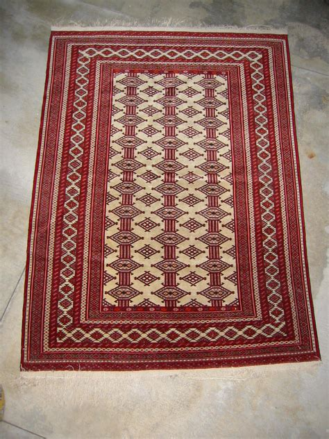 tribal rugs for sale tribal torkaman wool hexagonal rug for sale antiques classifieds
