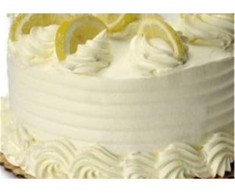 bagna al limone per torte torta farcita con crema al limone