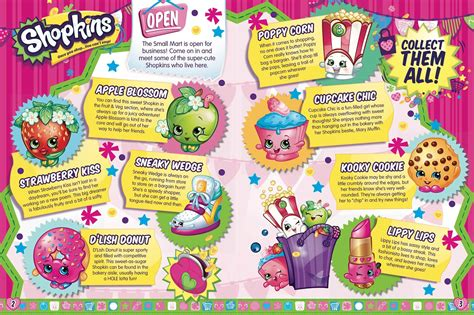 Find On Book Shopkins Seek And Find Book By Bee Books Official Publisher Page Simon