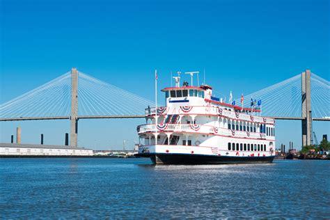 savannah boat tours savannah riverboat cruise discount tickets
