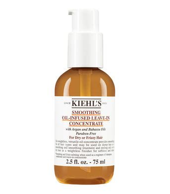 Kiehls Smoothing Infused smoothing infused leave in conditioner concentrate kiehl s