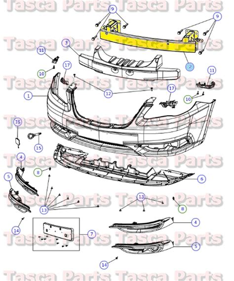 chrysler sebring 200 and dodge avenger 2007 thru 2014 all models haynes repair manual new oem front bumper reinforcement 2007 2013 dodge avenger chrysler sebring 200 ebay