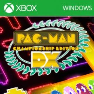 pac man championship edition dx (game) giant bomb