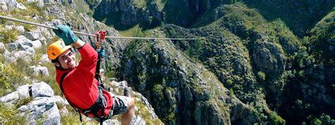 canapé tours 10 best ziplines and canopy tours in southern africa