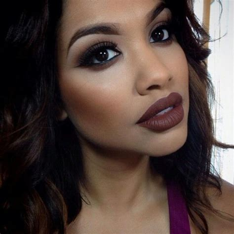Brown Lip Color Lipstick best brown lip for your skin tone fashion style mag