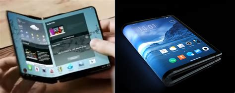 samsung foldable phone samsung s foldable phone is real and it launches next year ars technica