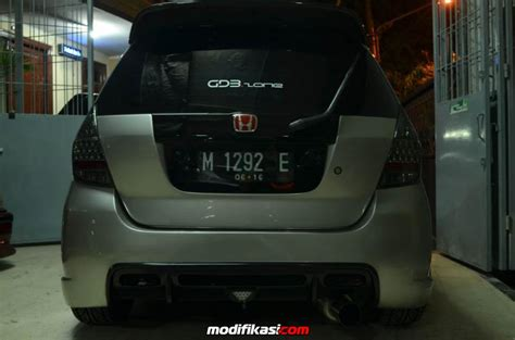 Oct D1 Spec Carbon Ori Catch Tank honda jazz gd3 from gd3 zone surabaya