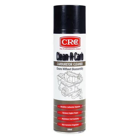 Carb Cleaner A72 500ml crc 174 05081 clean r carb carbureter cleaner 16 9 oz