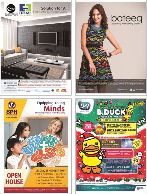contoh layout iklan majalah contoh iklan di koran majalah pasang iklan 021 54361493