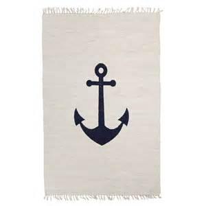 teppich maritime motive teppich anker maritim