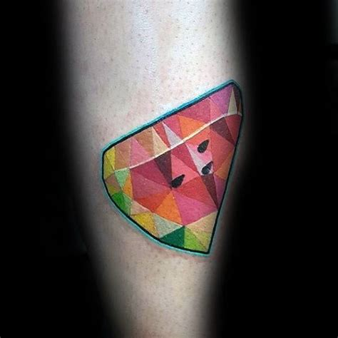 watermelon tattoo 30 watermelon designs for fruit ink ideas